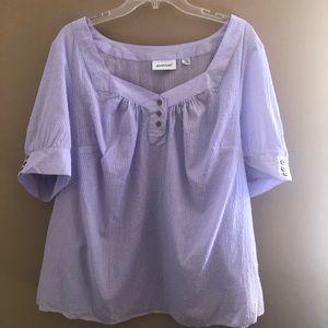 Lavender Pastel Shirt Size 18 20